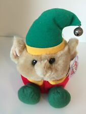 ~ELVIN the ELF Limited Edition Swibco Puffkins #6704 Plush NWT LE 1999