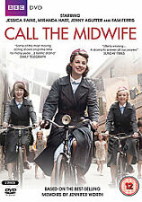 CALL THE MIDWIFE - THE COMPLETE SERIES 1 - DVD BOXSET (NEW&SEALED)