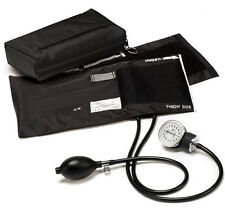 Prestige Medical Premium X-Large Adult / Thigh Aneroid Sphygmomanometer Blk Only