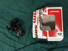 SRAM X9 rear derailleur 10spd long cage carbon used