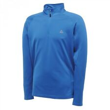 MENS DARE2B FUSELINE 1/2 ZIP STRETCH FLEECE SIZE SMALL - XXX LARGE