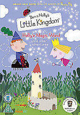 Ben and Holly's Little Kingdom: Holly's Magic Wand DVD NEW