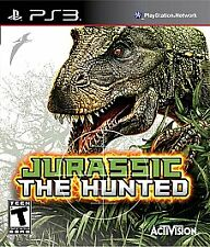 Jurassic: The Hunted (Sony PlayStation 3, 2009) PS3 COMPLETE