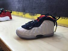 Nike Air Foamposite One PRM Olympic 575420 400 Infant Sizes