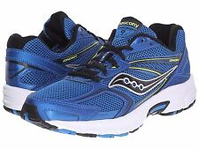 Saucony GRID COHESION 9 Mens Blue Running Sneakers Shoes