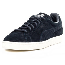 Puma Suede Classic Lo Winterized Womens Trainers Black New Shoes