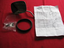 Harley Davidson Mirror kit, short stem, all models