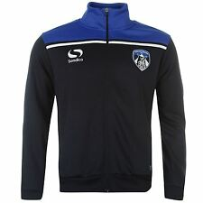 Sondico Oldham Athletic FC Walk Out Track Jacket Mens Navy Football Soccer