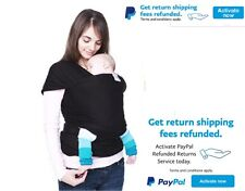 New Original Moby Wrap Baby Carrier Infant Breastfeed Sling TOP Cotton Backpack