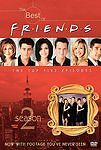 The Best of Friends: Season 2 (DVD, 2003) New Sealed