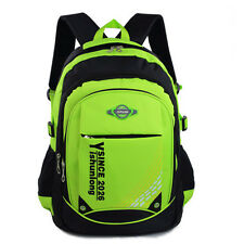 New Boys Girls School Backpack Bag Boys Children Kids School Student Bag Travel