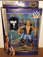 WWE Mattel Elite EXCLUSIVE Hall of Fame STONE COLD STEVE AUSTIN w/ What? Shirt!