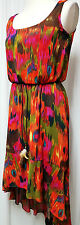 NWT Sleeveless Dress with Hi Low Hem by Ronni Nicole Size 6 Retail $69