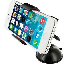 Car Windshield Universal Mount Rotating Stand Holder Accessory for Phones