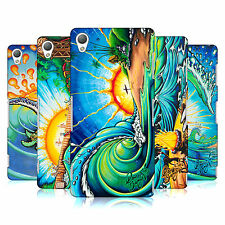 OFFICIAL DREW BROPHY SURF ART 2 HARD BACK CASE FOR SONY PHONES 1