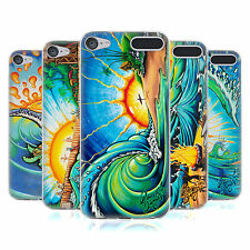 OFFICIAL DREW BROPHY SURF ART 2 SOFT GEL CASE FOR APPLE iPOD TOUCH MP3