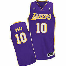 adidas Steve Nash Los Angeles Lakers Youth Purple Replica Road Jersey