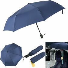 Automatic Open& Close Folding Compact Super Windproof Anti-UV Rain Sun Umbrella