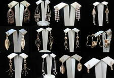 GOLD FILLED 14K   MANY DIFFERENTS MODELS  EARRINGS -  FREE SHIPPING