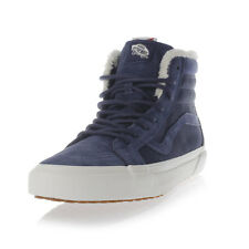 VANS New Unisex Fabric and leather details Sneakers Shoes Casual NWT