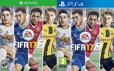 FIFA 17 XBOX ONE/PS4 Pre Order, Released Day Delivery For US (Sep27) UK (Sep29)