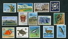 Ryukyu stamps: Small lot of 1966's American Occupation Ryukyu stamps,  MNH