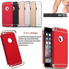 Shockproof Bumper Matte Hard Protective Case Cover for iPhone 6 6s 7 7Plus