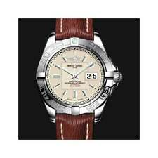 Breitling Galactic 41 A49350L2 - Unworn with Box and Papers