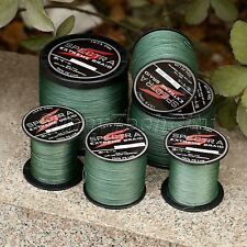 100/300/500/1000M Spectra Green Strong Dyneema Extreme PE Braid Sea Fishing Line