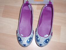 NWT GIRLS GYMBOREE SPARKLE KITTY SHOES FLATS SZ 1, 4  U PICK!!!