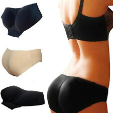 Sexy Curves Butt Enhancer Panty Hip Push Up Underwear Booty Padded Briefs Shaper