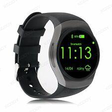KW18 Waterproof Bluetooth Smart Wrist Watch Phone Mate GSM For iPhone Android
