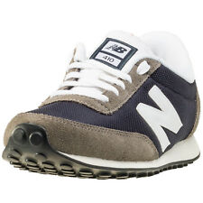 New Balance U410 70s Running Mens Trainers Blue Grey New Shoes