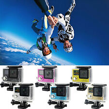 Waterproof Dual Screen HD 1080P Sports DV DVR WIFI Action Slim Camera Camcorder