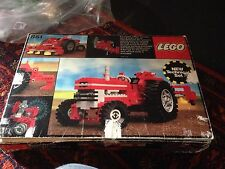 Vintage Lego 851 Technical Set Tractor