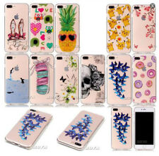 For Samsung iPhone Soft TPU protective skins cartoon Pakichu phone cases covers