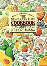 The New Doubleday Cookbook by Jean Anderson & Elaine Hanna Hardback w DJ 1985