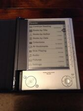 Sony Portable E Reader System PRS - 505 Bundled With Lighted Cover