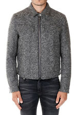 NEIL BARRETT Man Grey Slim Fit Coat New with tags and Original