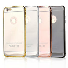 Luxury Aluminum Ultra-thin Mirror Metal Case Cover for Apple iPhone 6 6S Plus