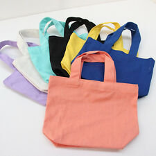 Portable Food Lunch Box Bag Carry Tote Women Picnic Travel Storage Pouch Handbag