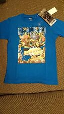 Last One ! BOYS POKEMON SHORT SLEEVE GRAPHIC T-SHIRT With TRADING CARD by Uniqlo
