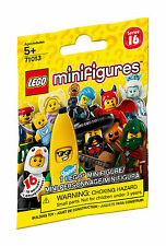Lego Series 16 Minifigures CHOOSE 1 Re SEALED MiniFigure Banana Guy 71013 CMF