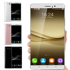"""6"""" Android 5.1 MTK6580 Quad Core 3G GSM Unlocked Smartphone GPS Wifi"""