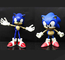 "SEGA Sonic the Hedgehog Exclusive Action Figure SUPER SONIC 4""- 5"" high"