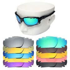 OWLIT Iridium Replacement Lenses for-Oakley Jawbone Vented Sunglasses Polarized