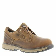 Caterpillar TYNDALL ESD ST P90711 Mens Brown STEEL TOE Lace Up Work Shoes