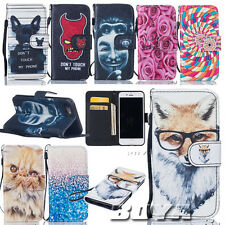 BOYA for iPhone 7 Plus Pro stand PU leather case protective skins card holder
