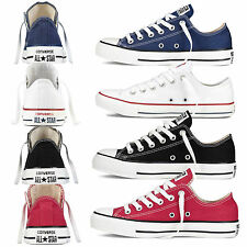 Converse All Star Ox Adults Low Trainers Iconic Designer Unisex Sneakers Shoes