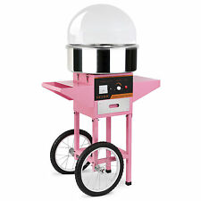 Cotton Candy Floss Maker Machine/Cover With Cart , next working day delivery